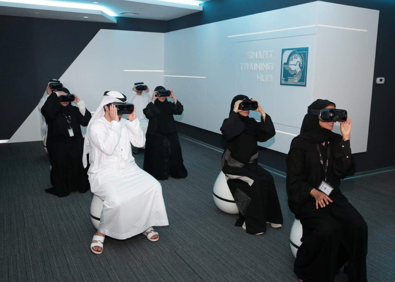 Dubai Municipality launches training centre using Virtual Reality Environment