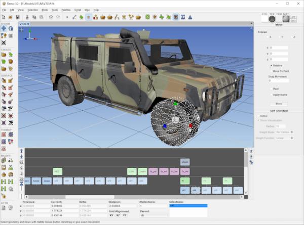 Remograph releases Remo 3D v2.8