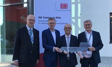 Deutsche Bahn training centre