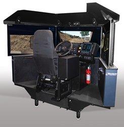 JLTV simulator