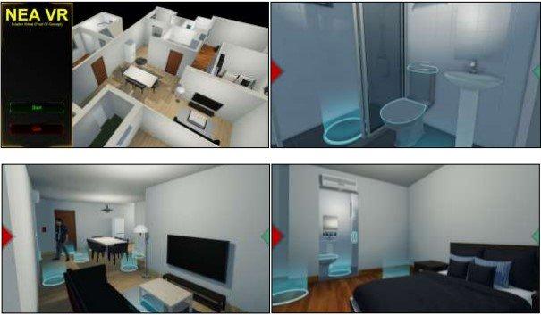 environment NEA VR